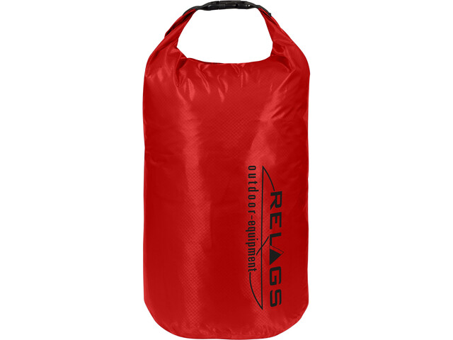 Basic Nature 210T Packsack 10l, red